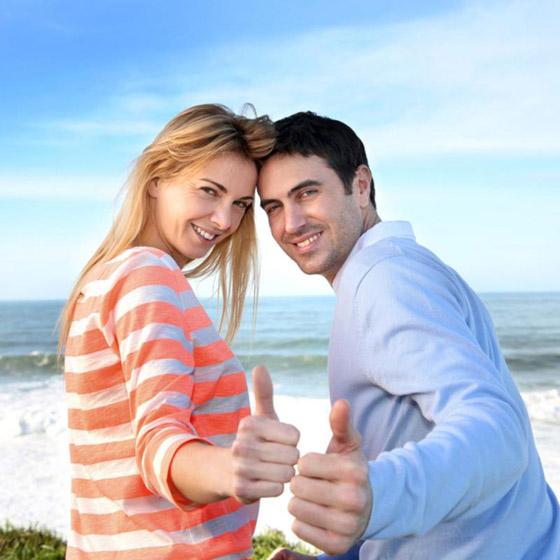 صورة رقم 3 - نصائح لجعل زوجك سعيداً في حياته معك!