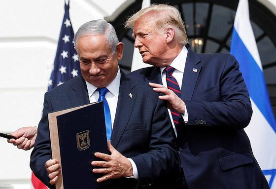 رسميا.. الإمارات والبحرين توقعان معاهدة السلام التاريخية مع إسرائيل صورة رقم 3
