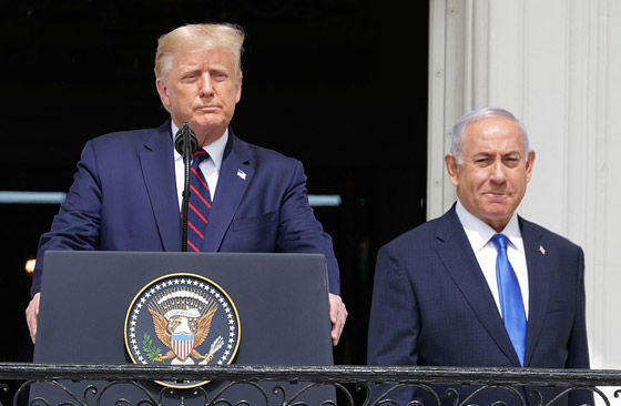 رسميا.. الإمارات والبحرين توقعان معاهدة السلام التاريخية مع إسرائيل صورة رقم 8