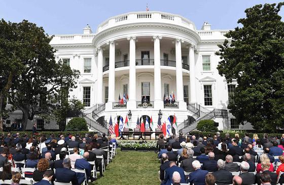 رسميا.. الإمارات والبحرين توقعان معاهدة السلام التاريخية مع إسرائيل صورة رقم 13