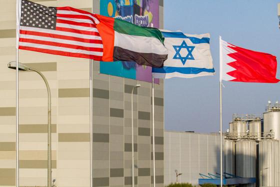 رسميا.. الإمارات والبحرين توقعان معاهدة السلام التاريخية مع إسرائيل صورة رقم 9