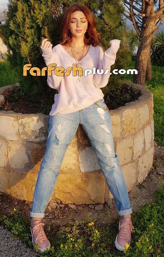 ميريام فارس تُحدث ضجة كبيرة بتغيّر في شكلها.. هل أجرت تجميل؟! صورة رقم 17