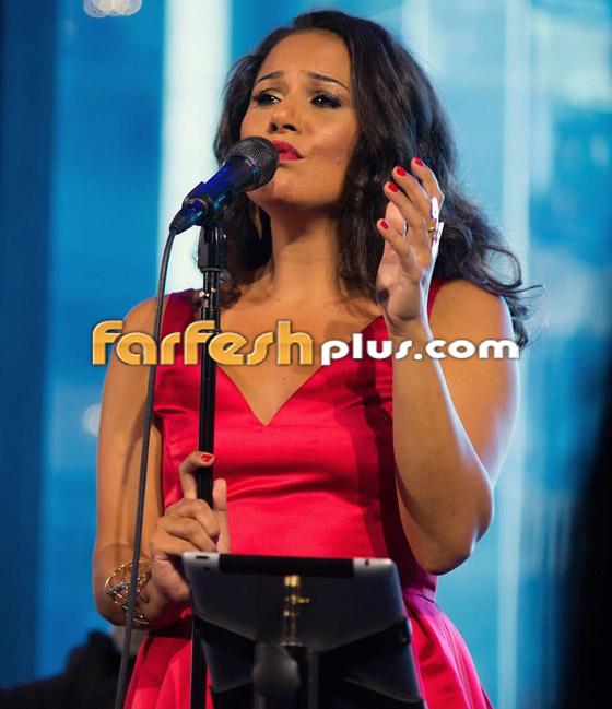 صورة رقم 14 - مغنية لبنانية تتأه ل في ذا فويس إسبانيا: فيديو سيفين بأغنيتها العربية وفي المسابقة