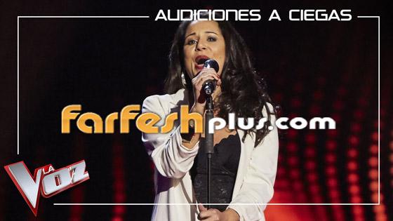 صورة رقم 1 - مغنية لبنانية تتأه ل في ذا فويس إسبانيا: فيديو سيفين بأغنيتها العربية وفي المسابقة