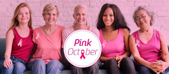 صورة رقم 8 - أكتوبر (تشرين الأول) الوردي: شهر التوعية العالمي حول سرطان الثدي
