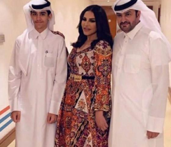 صور أحلام تفضح ابنها فاهد: حبيبته سعودية وأنا موافقة وسآخذها في أحضاني! صورة رقم 7