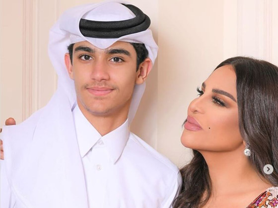 صور أحلام تفضح ابنها فاهد: حبيبته سعودية وأنا موافقة وسآخذها في أحضاني! صورة رقم 10