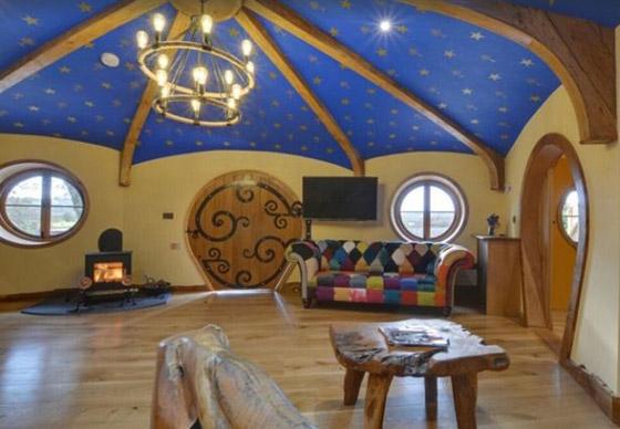 منزل خيالي ينقلك إلى أجواء سلسلة أفلام هوبيت صورة رقم 4