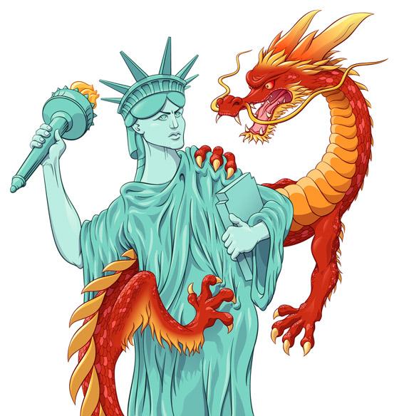 التنين الأحمر يتفوق.. الصين تزيح أمريكا وتصبح أكبر اقتصاد في العالم صورة رقم 3