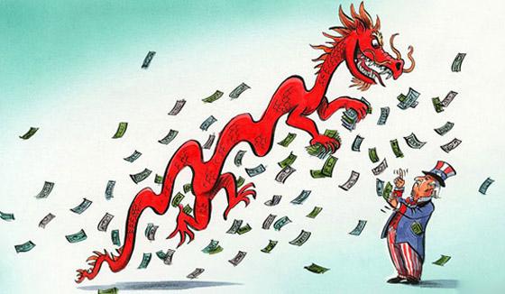 التنين الأحمر يتفوق.. الصين تزيح أمريكا وتصبح أكبر اقتصاد في العالم صورة رقم 6