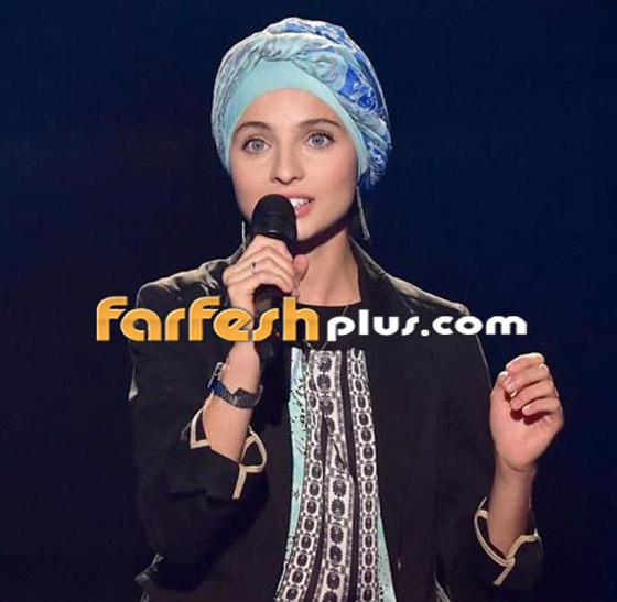 صورة رقم 2 - لماذا تخلت نجمة ذا فويس فرنسا المسلمة عن الحجاب؟؟ بالصور