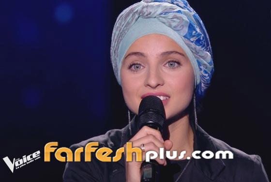 صورة رقم 15 - لماذا تخلت نجمة ذا فويس فرنسا المسلمة عن الحجاب؟؟ بالصور