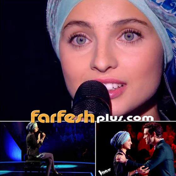 صورة رقم 16 - لماذا تخلت نجمة ذا فويس فرنسا المسلمة عن الحجاب؟؟ بالصور