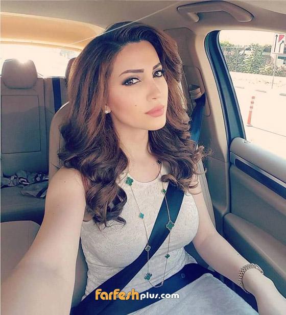 صور: نسرين طافش تستعرض سيارتها الفيراري الفارهة وتتعرض للانتقادات! صورة رقم 8