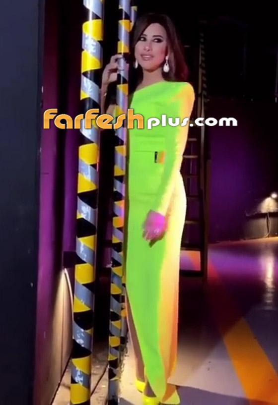 صورة رقم 9 - بالصور: نجوى كرم بإطلالة مبهرة في ذا فويس سينيور.. وهذا سعر فستانها