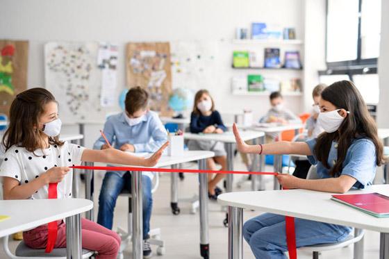 صورة رقم 4 - إغلاق المدارس بسبب كورونا يفقد الأطفال مهارات أساسية
