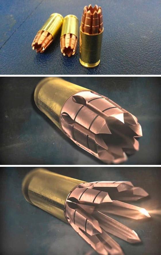بالصور: تعرفوا إلى أغرب وأخطر أنواع الرصاصات والذخائر في العالم! صورة رقم 1