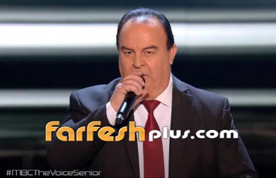 صورة رقم 27 - اللبناني عبدو ياغي يفوز بامتياز بلقب ذا فويس سينيور.. وملحم زين يهنئه