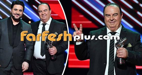 صورة رقم 8 - اللبناني عبدو ياغي يفوز بامتياز بلقب ذا فويس سينيور.. وملحم زين يهنئه