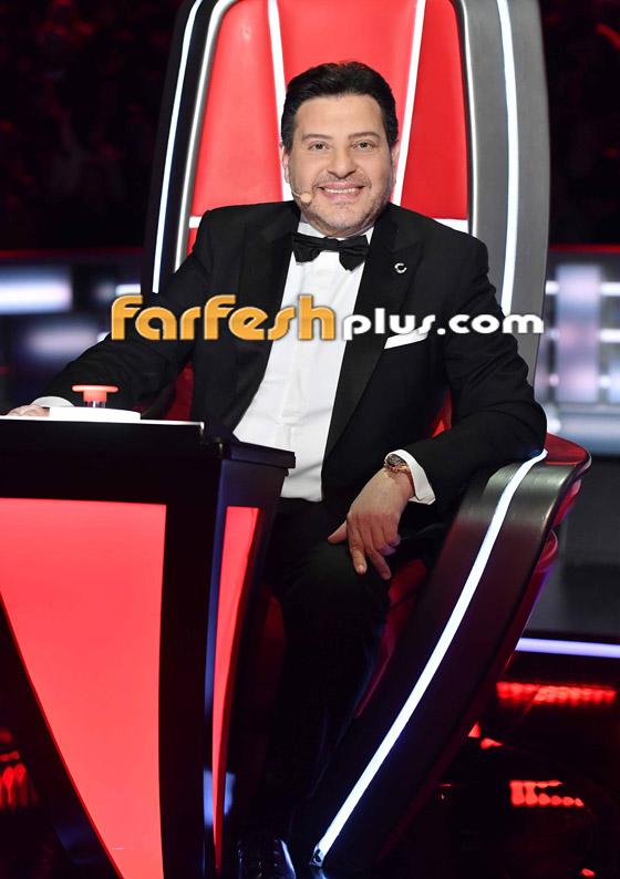 صورة رقم 23 - اللبناني عبدو ياغي يفوز بامتياز بلقب ذا فويس سينيور.. وملحم زين يهنئه