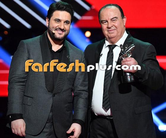 صورة رقم 13 - اللبناني عبدو ياغي يفوز بامتياز بلقب ذا فويس سينيور.. وملحم زين يهنئه