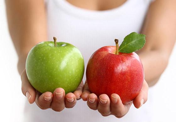 أيهما أفضل لصحة الجسم؟ التفاح الأخضر أم التفاح الأحمر؟ صورة رقم 4