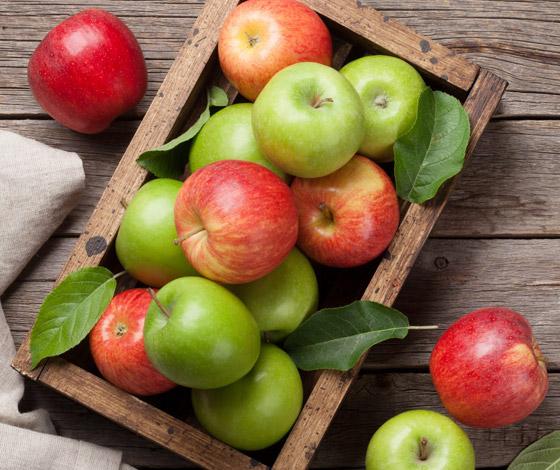 أيهما أفضل لصحة الجسم؟ التفاح الأخضر أم التفاح الأحمر؟ صورة رقم 7