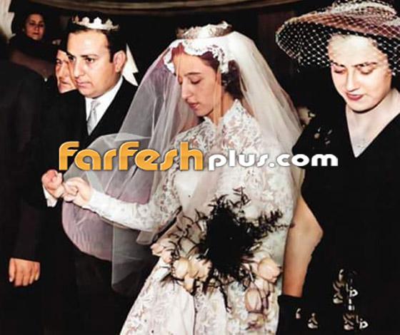 صورة نادرة لجارة القمر فيروز من حفل زفافها بالتزامن مع عيد ميلادها صورة رقم 3