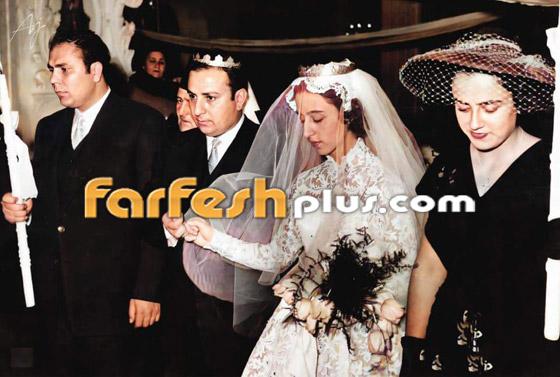 صورة نادرة لجارة القمر فيروز من حفل زفافها بالتزامن مع عيد ميلادها صورة رقم 1