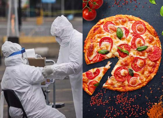 كورونا: كذبة عامل توصيل البيتزا تتسبب في إغلاق ولاية جنوب أستراليا! صورة رقم 1