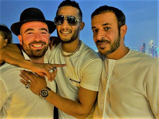 هكذا دافع محمد رمضان عن نفسه بعد صورته مع فنان اسرائيلي في دبي! صورة رقم 6