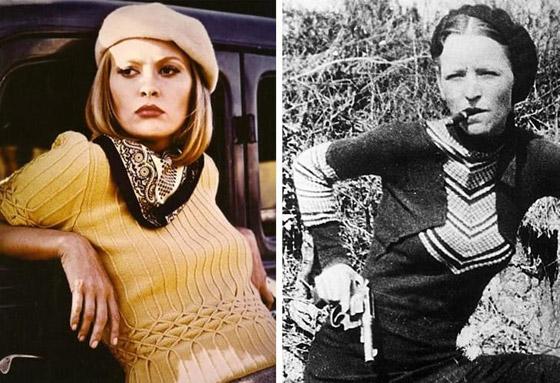صورة رقم 1 - كيف كانت تبدو النساء الأيقونيات اللواتي رأيناهن في الأفلام على أرض الواقع؟