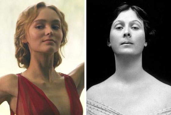 صورة رقم 8 - كيف كانت تبدو النساء الأيقونيات اللواتي رأيناهن في الأفلام على أرض الواقع؟