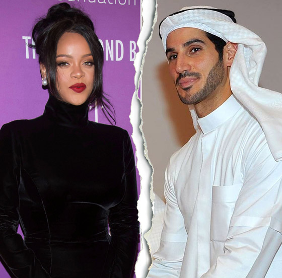 صورة رقم 1 - ريهانا وحلا شيحة بينهم.. إليكم أبرز حالات انفصال المشاهير في 2020