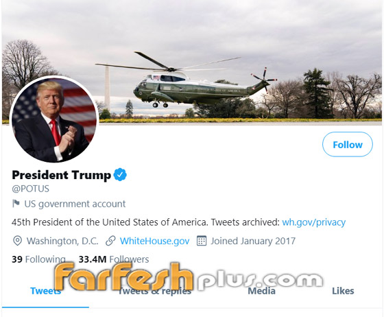 تويتر يتمسك بقرار حظر حساب ترامب بشكل دائم: قرارنا صحيح لكنه خطر صورة رقم 6