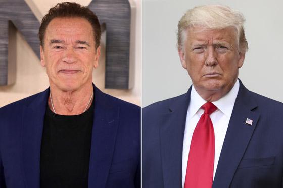 النجم أرنولد شوارزنيغر: ترامب فاشل أفعاله نازية وأسوأ رئيس أمريكي! صورة رقم 2