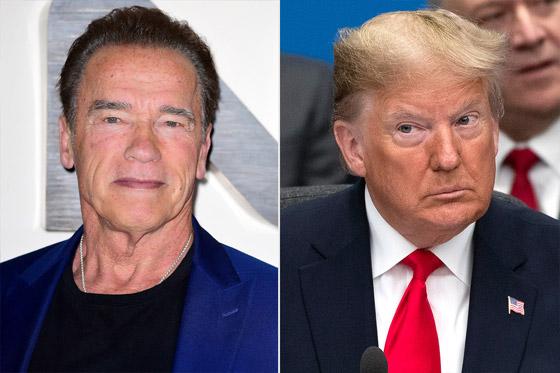 النجم أرنولد شوارزنيغر: ترامب فاشل أفعاله نازية وأسوأ رئيس أمريكي! صورة رقم 5