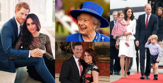 كيف يتم منح الألقاب لأفراد العائلة الملكية البريطانية؟ صورة رقم 6
