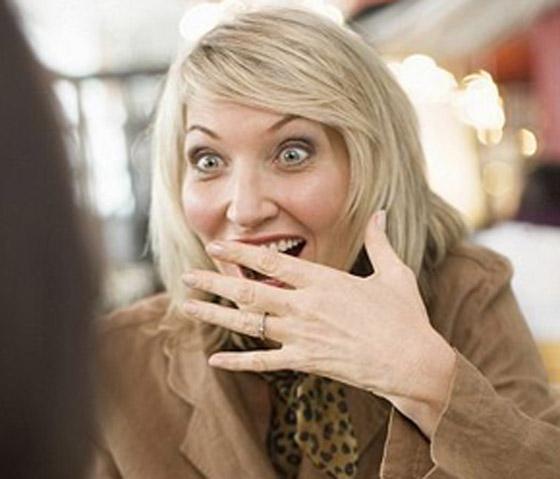 صورة رقم 1 - علامات تدل  على أن الشخص الذي أمامك يكذب عليك