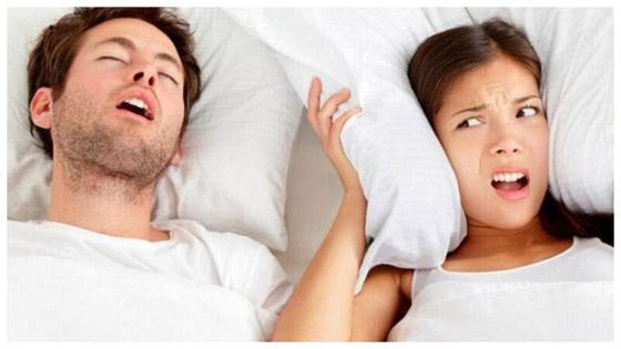 صورة رقم 3 - نصائح للتعامل مع زوجك الذي يعاني من الشخير!