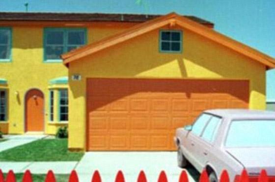 صورة رقم 2 - تصميم منزل مماثل لمنزل مسلسل سيمبسون