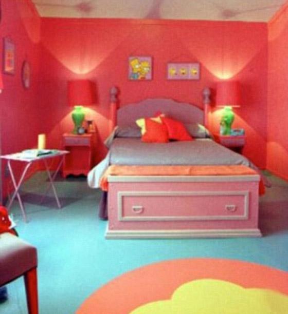 صورة رقم 5 - تصميم منزل مماثل لمنزل مسلسل سيمبسون