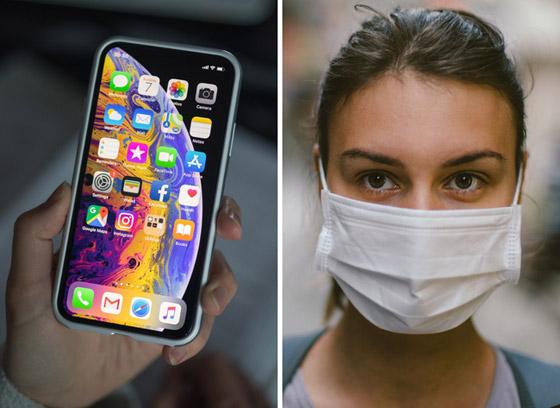 صورة رقم 5 - آبل تبتكر ميزة تسمح لهواتف آيفون التعرف على الوجه رغم ارتداء الكمامة