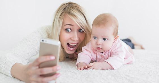 صورة رقم 3 - قد تتحول إلى ستيكرات مذلة ووسيلة لابتزازهم.. هذه مخاطر نشر الآباء صور الأطفال على الإنترنت