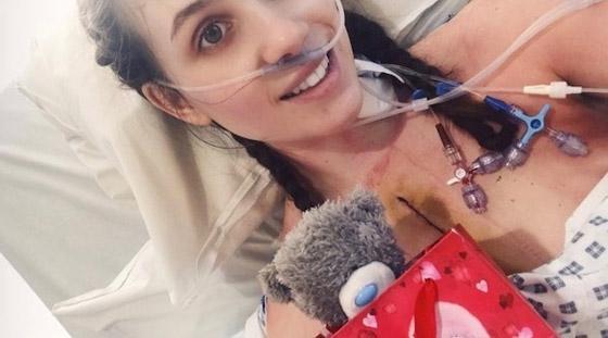 عملية رائدة تستنزف دماء امرأة لعلاج جلطات قاتلة في رئتيها صورة رقم 1