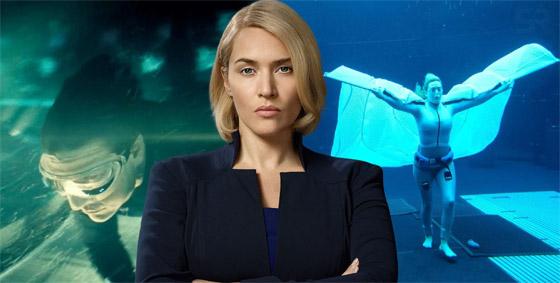 صورة رقم 7 - الممثلة كيت وينسلت تحكي تجربتها بالبقاء تحت الماء 7 دقائق: هل أنا ميتة؟