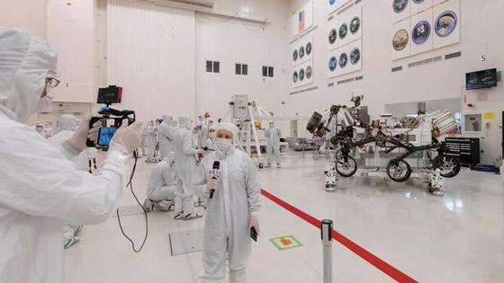 تقنيات مذهلة وآمال كبيرة.. ماذا تفعل مركبة الفضاء برسفيرنس في المريخ؟! صورة رقم 3