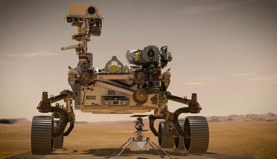 تقنيات مذهلة وآمال كبيرة.. ماذا تفعل مركبة الفضاء برسفيرنس في المريخ؟! صورة رقم 4