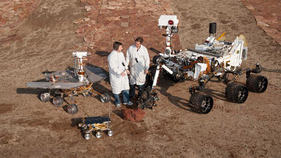 تقنيات مذهلة وآمال كبيرة.. ماذا تفعل مركبة الفضاء برسفيرنس في المريخ؟! صورة رقم 11