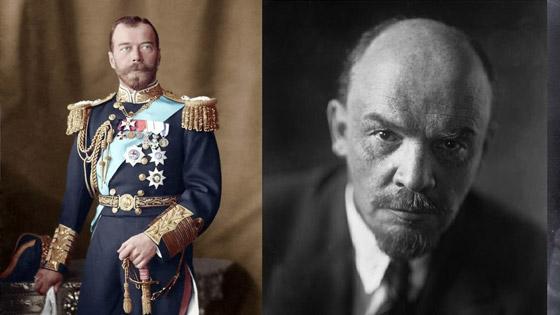 صورة رقم 3 - بعد مقتل شقيقه بـ30 سنة.. انتقم لينين من قيصر روسيا